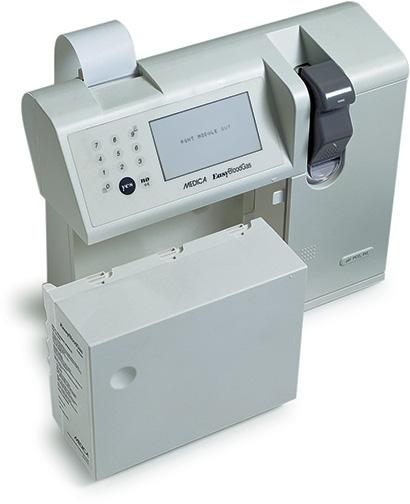 دستگاه آنالایزر گازهای خونی EasyBloodGas - پایازیست آرایه