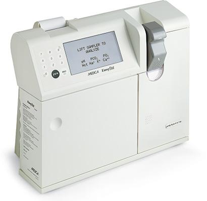 دستگاه آنالایزر گازهای خونی EasyStat - پایازیست آرایه