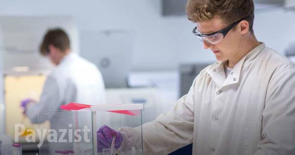 تمیز کردن ظروف شیشهای آزمایشگاه - پایازیست
