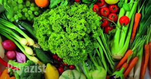 سبزیجات بخورید - پایازیست
